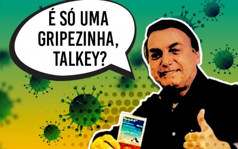 Governo Bolsonaro retira covid-19 da lista de doenças do trabalho