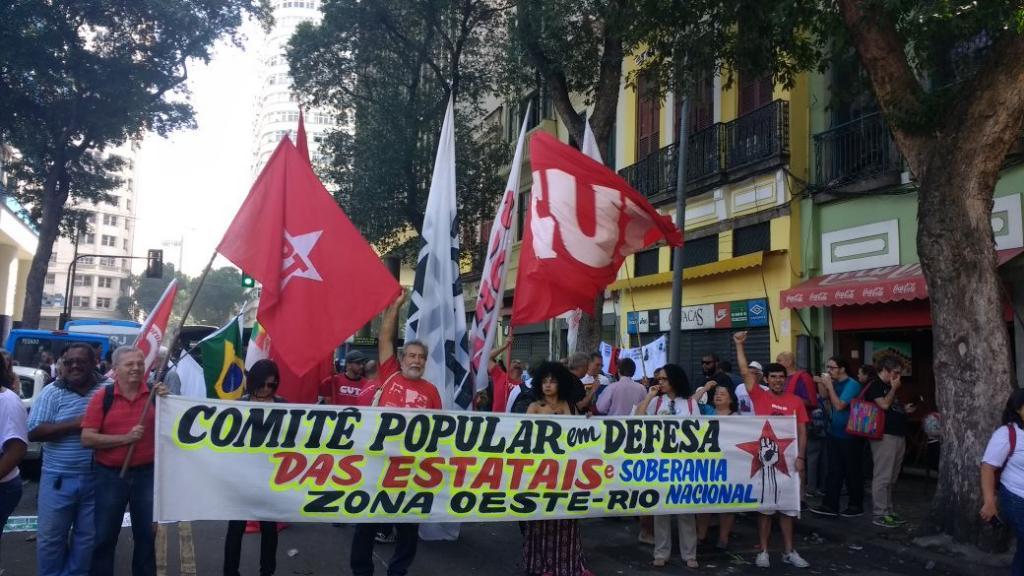 Foto: Duda Quiroga Fernandes / CUT-Rio