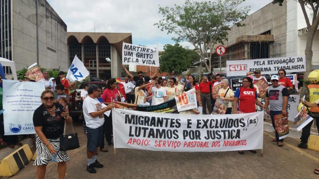 Foto: Socorro Silva / CUT-PI